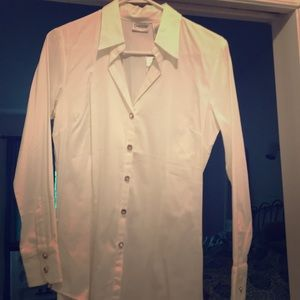 Chico's White Dress Shirt